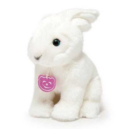 "Tati White Bunny 10"" Plush"