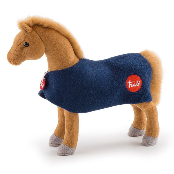 "Eclipse the Chestnut Horse 12"" Plush"