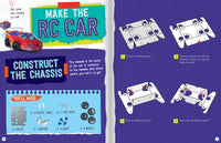 Wired Remote Race Car Maker Lab