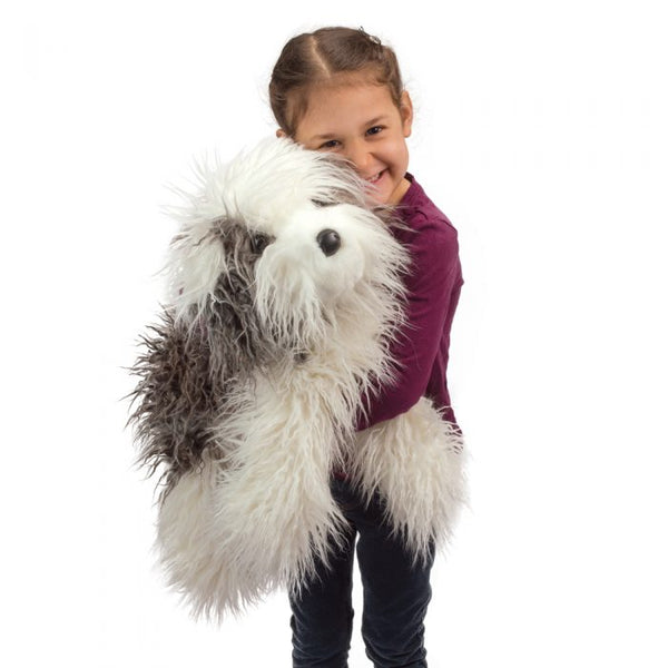 "William Gray Sheepdog 25"" Plush"