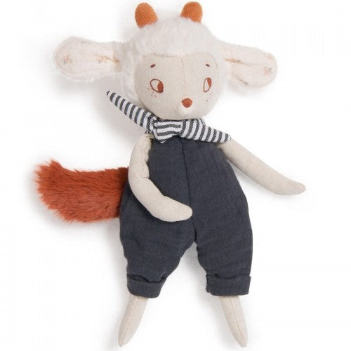"Nuage the Sheep Apres la Pluie 9"" Plush"