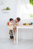 Orange Baby High Chair