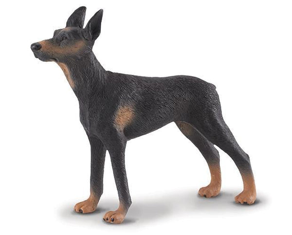 "Doberman Pinscher 4"" Figure"