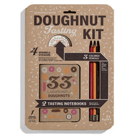 Deluxe Doughnut Tasting Journal Kit