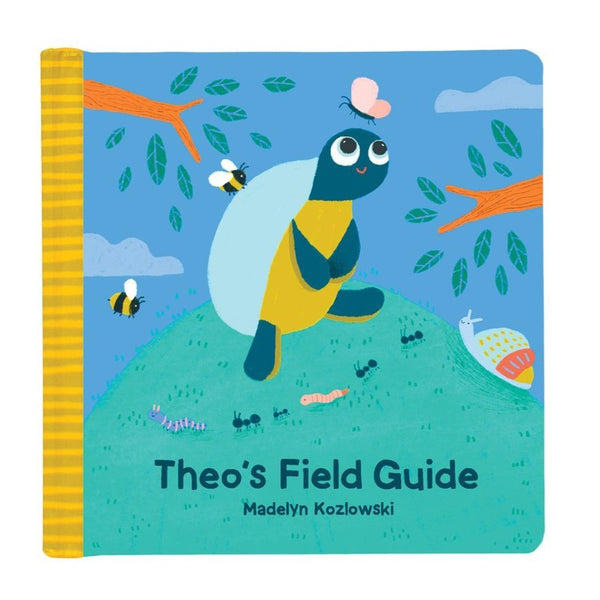 Theo's Field Guide Board Book