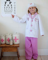 Pink Doctor Costume