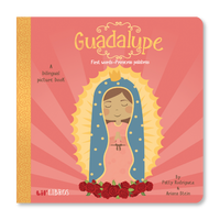 Guadalupe: First Words Board Book