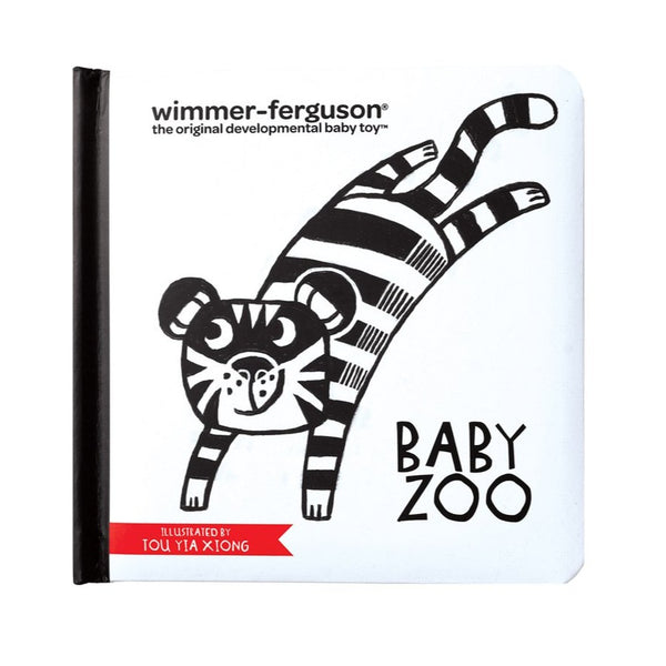 Baby Zoo Board Book