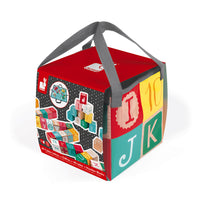 Kubix Letter & Number Blocks with Playmat