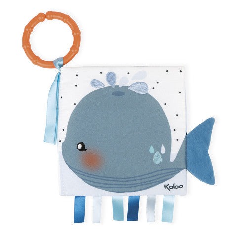 The Sad Whale Soft Activity Book