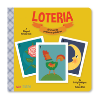 Loteria: First Words Board Book