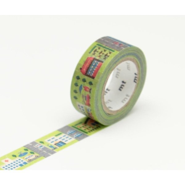 Work Town Washi Tape
