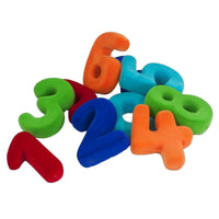 "Soft Magnetic 4"" Numerals Set"