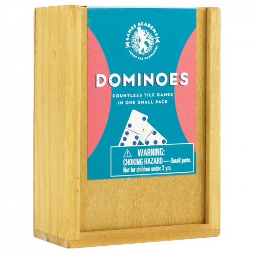 Dominoes Wooden Game
