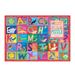 Alphabet 48 Piece Giant Floor Puzzle