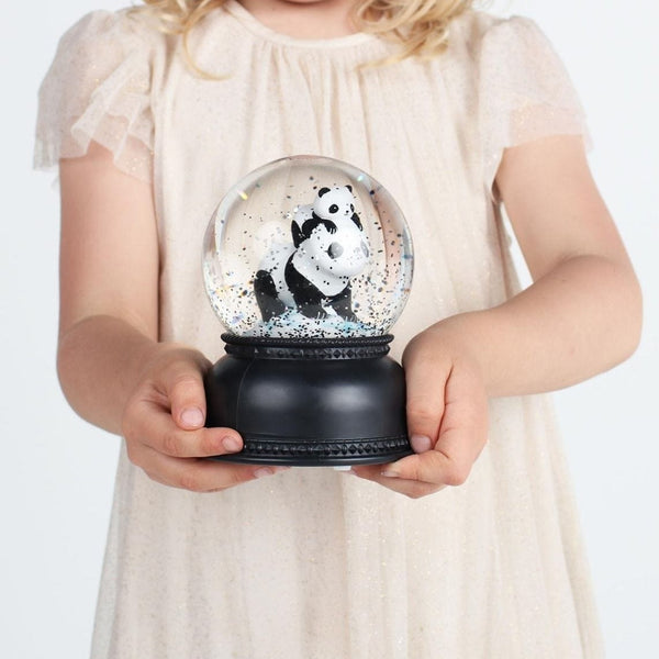 Panda Light-Up Snow Globe