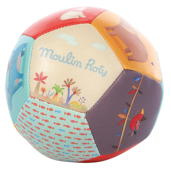 "Les Papoum 4"" Soft Ball"