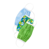 Flower Kids 3 Mask Set