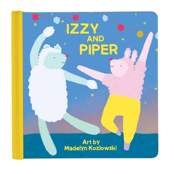 Izzy & Piper Board Book