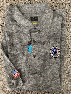GN Men's 3 Button Polo