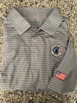 BJ Men's 3 Button Polo