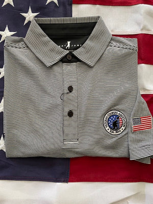BJ Mens 3 Button Polo