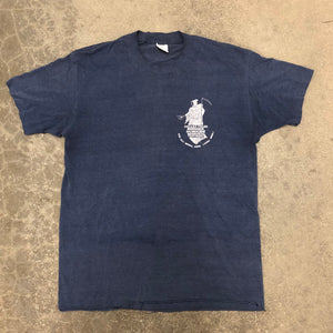 Vintage Chicago Police Homicide Division Tee