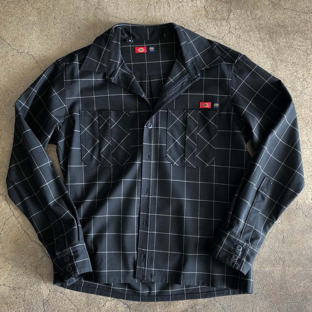 Dickies Opening Ceremony Plaid Work Shirt