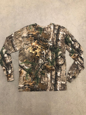 Camouflage Long sleeve Tee