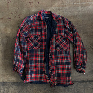 Vintage Plaid Sport Flannel