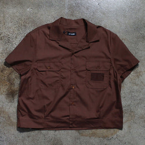 RAF SIMONS Brick Work Shirt