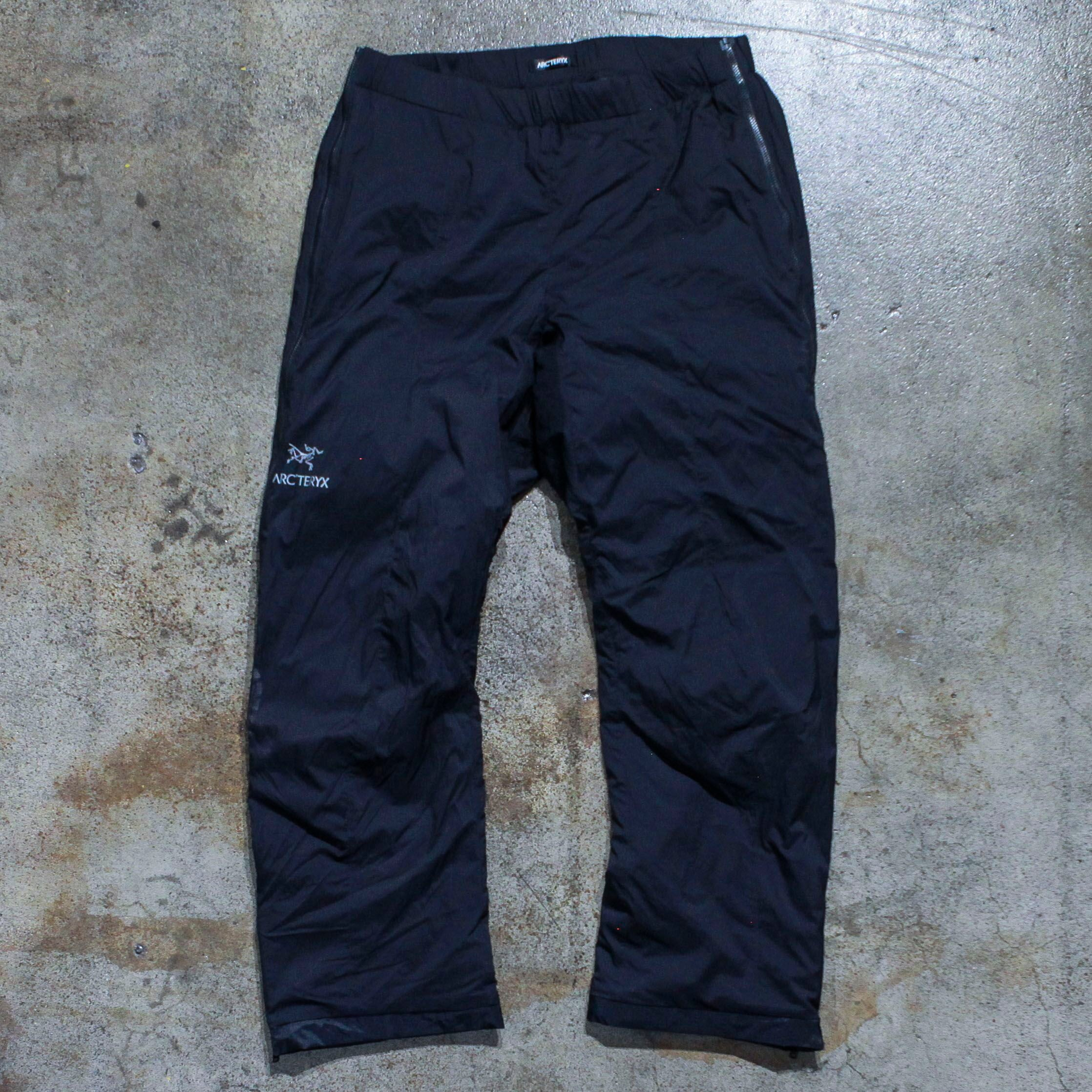 Arcteryx Black Snow Pants