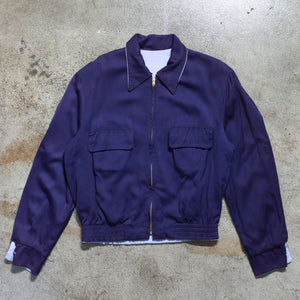 Reversible Work Bomber Jacket