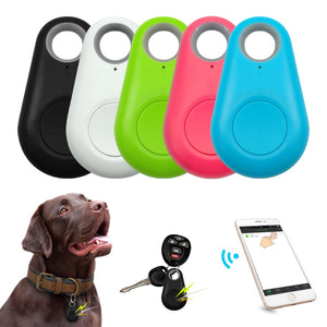 Pet Smart GPS Tracker Mini Anti-Lost Bluetooth Locator Tracer