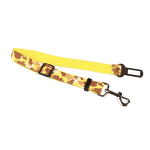 Camo Pet Car Safety Seat Belt