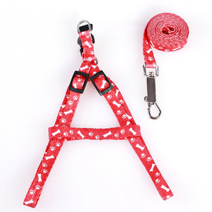 Pet Dog Harness Adjustable