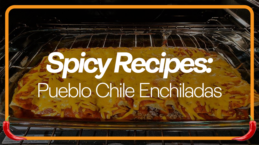How to Make Red Chile Enchiladas