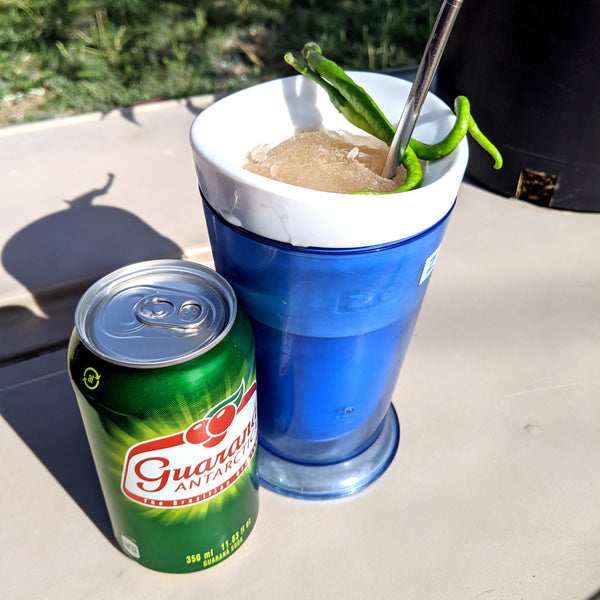 Spicy Guarana Slushy Recipe