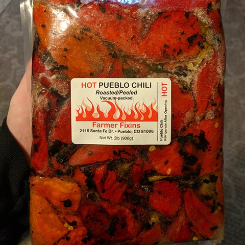 Red Pueblo Chiles