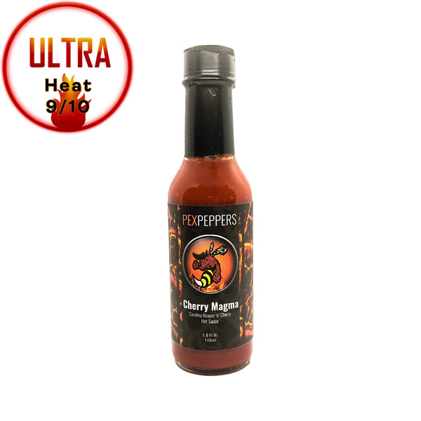 Cherry Magma Reaper Hot Sauce