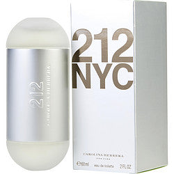 212 eau de toilette SPRAY 2 OZ for WOMEN, Recommended use DAYTIME
