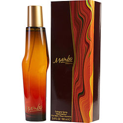 MAMBO COLOGNE SPRAY 3.4 OZ for MEN, Recommended use CASUAL