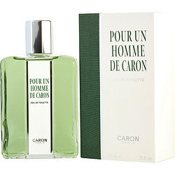 CARON POUR HOMME eau de toilette 25 OZ for MEN, Recommended use ROMANTIC