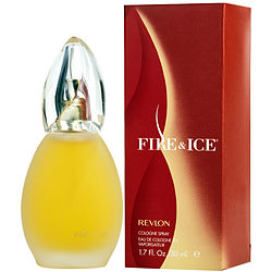 FIRE & ICE COLOGNE SPRAY 1.7 OZ for WOMEN, Recommended use CASUAL