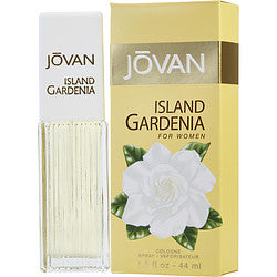 133405,Fragrance,Fragrances,JOVAN ISLAND GARDENIA,WOMEN,romantic