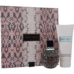 JIMMY CHOO EAU DE PARFUM SPRAY 2 OZ & BODY LOTION 3.3 OZ for WOMEN, Recommended use DAYTIME