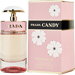 PRADA CANDY FLORALE eau de toilette SPRAY 1.7 OZ for WOMEN, Recommended use