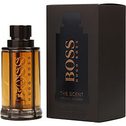 BOSS THE SCENT PRIVATE ACCORD eau de toilette SPRAY 3.3 OZ for MEN, Recommended use