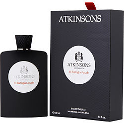 ATKINSONS 41 BURLINGTON ARCADE EAU DE PARFUM SPRAY 3.3 OZ for UNISEX, Recommended use
