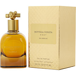 BOTTEGA VENETA KNOT EAU ABSOLUE EAU DE PARFUM SPRAY 2.5 OZ for WOMEN, Recommended use
